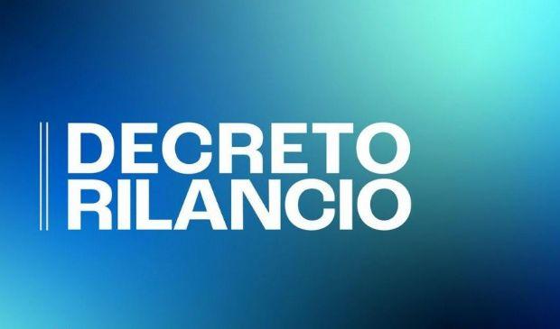 DECRETO RILANCIO – CREDITO D'IMPOSTA PER SANIFICAZIONE e ACQUISTO DPI